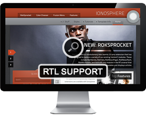 RTL Layout
